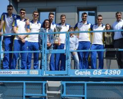 min scaligera staff con bluvolley