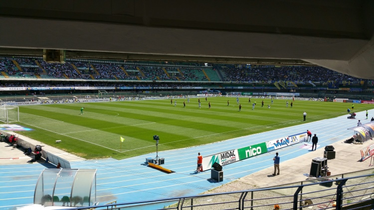 partita derby chievo hellas