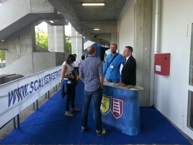 reception derby chievo hellas sponsor match