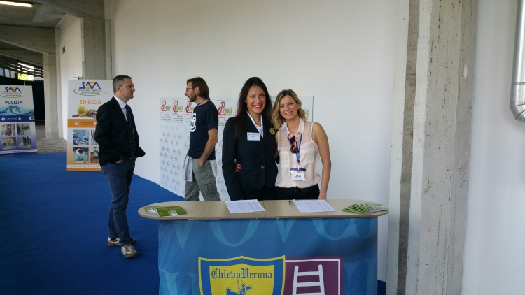 reception derby chievo hellas sponsor match 2