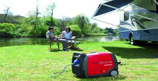 Generatore di corrente silenziato 3 kva scaligera for Gruppo elettrogeno honda usato