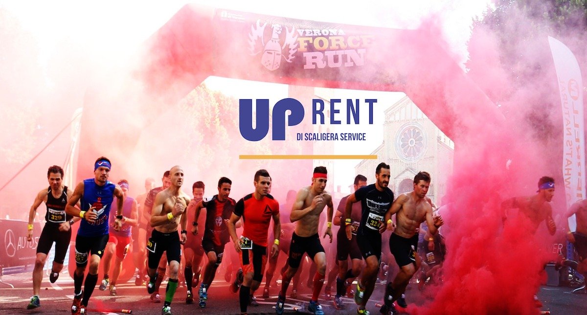 Up Rent supporta Force Run River: due giornate dedicate alla corsa ad ostacoli