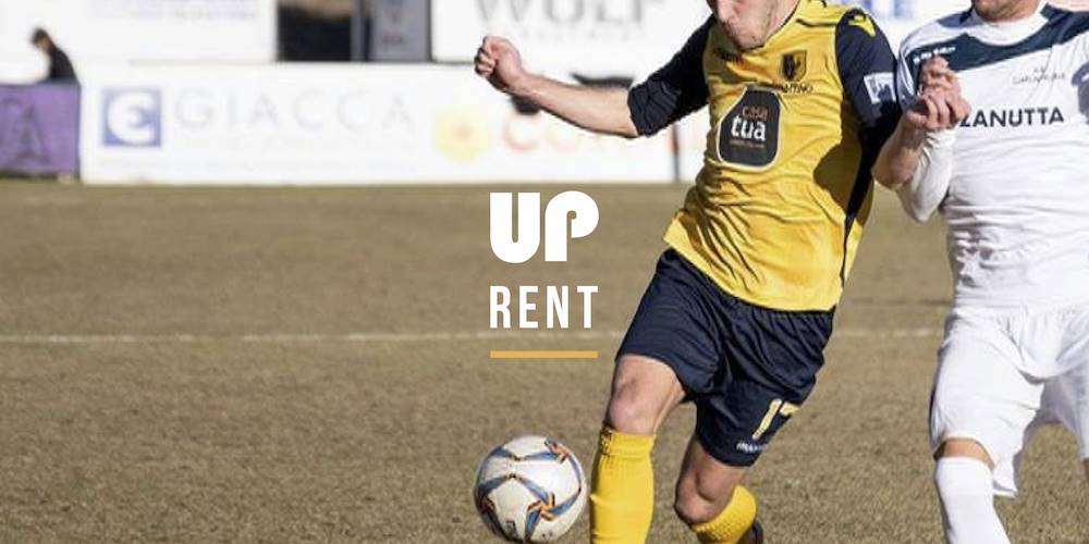 Up rent di Scaligera Service collaborerà con A.c. Trento per la stagione 2019-2020