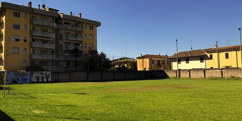"Campo parrocchiale ""Tomba extra"""