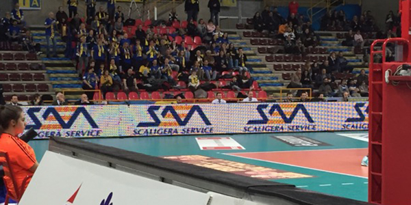 Scaligera Service e Bluvolley: una partnership vincente!